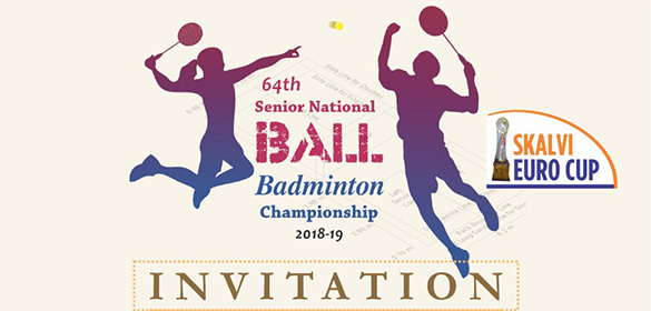 The 64th Senior National Ball Badminton Championship has been conducted at JP Nagar, Bangalore