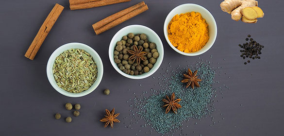 Herbs and Spices that can fight against cancer